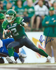 Ryan Smith Signed 8x10 Photo Saskatchewan Roughriders Autographed COA