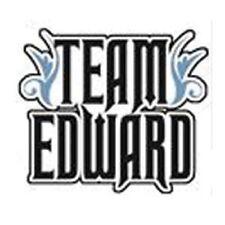 Twilight - Team Edward Sticker NEW vampire