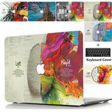 Carcasa Cubierta Rígida Funda Protectora Apple MacBook Air Pro 11 12 13 15 16 BR