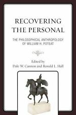 RECOVERING THE PERSONAL - CANNON, DALE W. (EDT)/ HALL, RONALD L. (EDT) - NEW HAR
