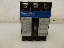 Thomas & Betts Fs320060A Circuit Breaker 60 Amp 3-Pole 240 Volt