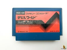 DEVIL WORLD - NINTENDO FAMICOM JAP - FCM0203