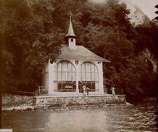 SUISSE 1900 - La Chapelle de Guillaume Tell - Ph. M. Gourdon 111