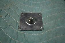 "Custom Case Hardware - Male Stacking Foot - Zinc - 4 hole - 2-1/2"" x 2-1/2"""