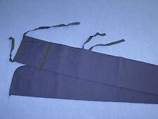 Original Englisches Rutenfutteral (handmade) für 12ft (3,65m) Karpfenruten 2-Tei