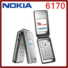 *READ* COLLECTION NOKIA 6170 UNLOCKED FLIP CELL PHONE FIDO ROGERS CHATR 2G GSM