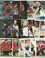 Rob Niedermayer 52 Card Lot Nice Mix See Scans NHL Hockey