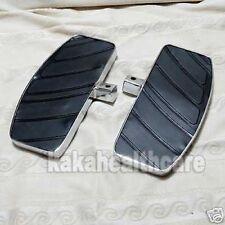 Rear Passenger Floorboards Footrest for 1998-UP Yamaha Vstar XVS XV 650 400