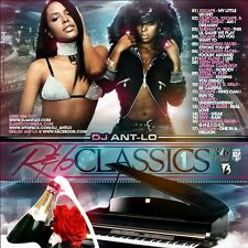 DJ ANT LO SOUL & R&B CLASSICS MIX CD VOL 1