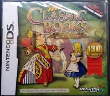 Junior Classic Books & Fairytales (Nintendo DS, 2010)