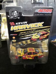 NASCAR Driver Kevin Harvick #29 Shell Pennzoil 2009 Chevy Impala SS 1 64 scale