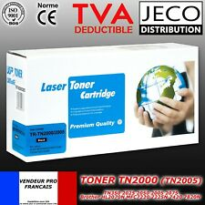 Toner Laser TN2000 TN2005 Brother Compatible HL-2030 DCP-7000 7010L DCP7025 2020
