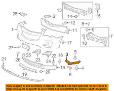 Chevrolet GM OEM Equinox Front Bumper Grille Grill-Side Retainer Left 84059892