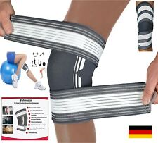 Kniebandage Kniestütze Knie Schmerzen Kompression Sport Bandage Knieschoner Bein