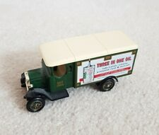 NEW Three in One Oil Company Days Gone Lledo Diecast Retro Model Delivery Truck