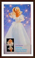 1987 Star Dream - Beautiful Barbie Doll - NRFB - Mattel - In Box