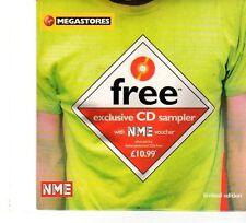 (FP903) NME Take A Trip, 15 tracks various artists - 1996 NME CD