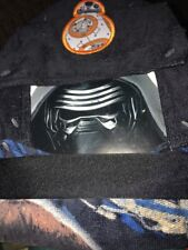 "Star Wars Hooded Towel Kids Boys Black Color Size 22.5"" X 51"" New"