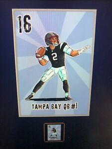 2021 Tampa Bay QB #1 for Fantasy Football nftdraft.io 855/20000 - Brady ??