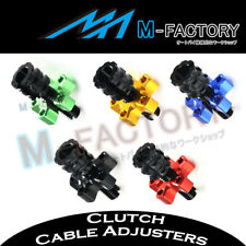 For Honda CB 600 F Hornet 1999-2014 CNC Anodized Clutch Cable Adjuster