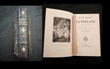 Oeuvres complètes de La Fontaine Volume 6 par M Louis Moland relié 1876