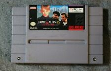 Home Alone 2 : Lost in New York / Super Nintendo SNES Video Game TESTED