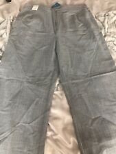Next Grey Trousers - Size 18