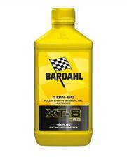 BARDAHL Moto XT-S C60 10W60 Lubrificanti Olio Motore Moto 4 Tempi 1 LT confezion