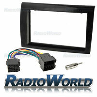 FIat Bravo Stereo Radio Fitting Kit Fascia Panel Adapter Double Din DFP-01-12