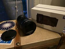 Sirui 50mm F/1.8 Anamorphic 1.33x Lens (Sony E-Mount) *mint* With Original Items