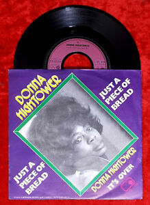 Single Donna Hightower: Just A Piece of Bread (Metronome M 25 600) D 1974