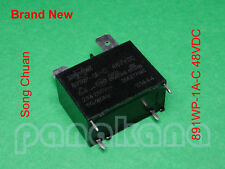 Song Chuan 891WP-1A-C 48VDC Relay, SPST Normally Open - Brand New