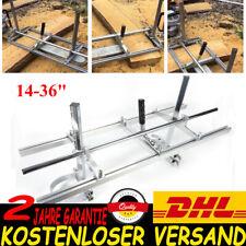 """Mobile Tragbar Sägewerk Für Motorsäge Kettensäge Holz Brett 20/""""Sägewerk Mill DHL"""