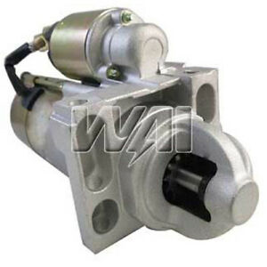 NEW Starter fits Cadillac, Chevrolet, GMC Delco 19136231, 9000853, 6.0L  1.7kw