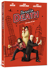 BORED TO DEATH - SEASON 2 - DVD - REGION 2 UK