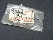 NOS New Yamaha JT1 IT400 TT500 TY175 TY250 Head Lamp Light Reflector Spring