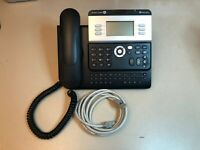 Alcatel Lucent IP Touch 4028 Digitales Systemtelefon schwarz