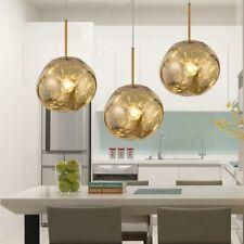 Bar Lamp Glass Pendant Lighting Kitchen Modern Pendant Light Home Ceiling Lights