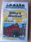 Smalltown USA 699-6001 HO Mike's Market Kit