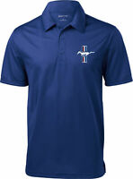 Official Licensed Ford Mustang Cool Performance Men's Polo Shirt