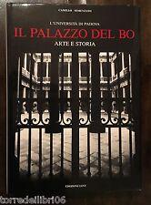 C. Semenzato IL PALAZZO DEL BO arte e storia Edizioni Lint 1979