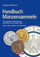 Handbuch Münzensammeln Münzen sammeln Münzsammler Ratgeber Sammler Buch
