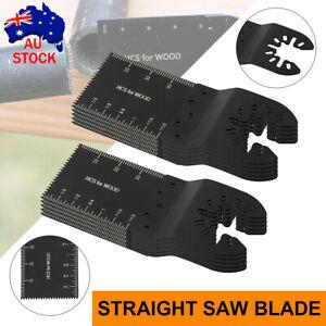 20X 34mm Oscillating Multi Tool Saw Blades For Fein Makita Bosch Wood Metal AU