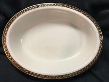 "Lenox China ""TYLER"" Presidential Series - Medium ""Oval"" Vegetable Dish"