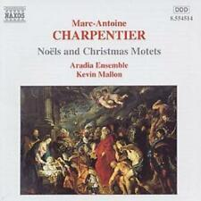 Marc-Antoine Charpentier : Noels and christmas Motets CD (1999) ***NEW***