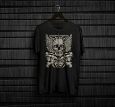 Skull Bones T-Shirt, Ocult, Gift to the Witch, A gift for Rocker Metalhead