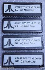 ATARI TT TOS ROMS v3.06 - 4X CHIP COMPUTER UPGRADE - VARIOUS LANGUAGES AVAILABLE