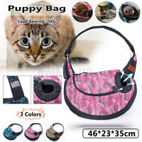 "Washable Pet Puppy Cat Dog  Backpack Tote Shoulder Bag Mesh Slin ""+ ✔"