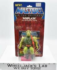 Whiplash NEW SEALED 1983 He-Man MOTU Masters of the Universe Mattel Figure