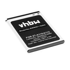 Batería 1600mAh para ZTE Blade cuchilla lámina de A112, A110, A410